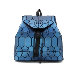 Blue Yellow Backpacks With Large Capacity For Men And Women Blue