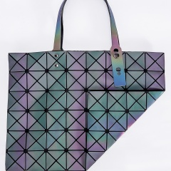 Geometric Rhombus Bag Casual Handbag The triangle model