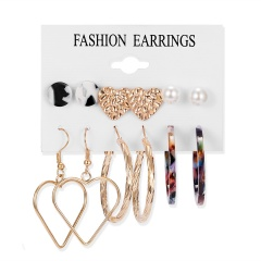 Fashion Earring Acetic acid version earrings 1