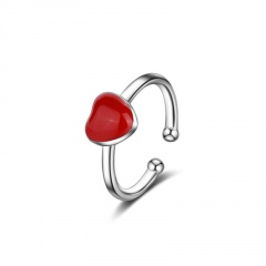 Red love ring RI20Y0027