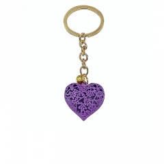 Love carving key chain 2