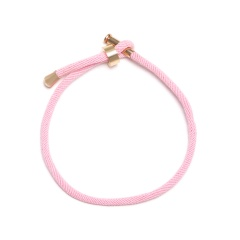 Fashion Colorful Code Stainless Steel Clasp Adjustable Bracelet For Women #1