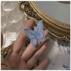 Lace Butterfly Ring RI20Y0047-2
