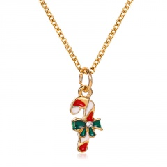 Wholesale Christmas Necklace Sweater Jewelry Gold Chain 52CM 10