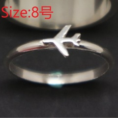 the plane ring stainless steel opp bags #8